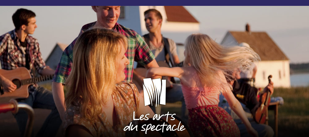 Les arts du spectacle